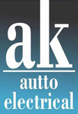 ak autto electrical logo